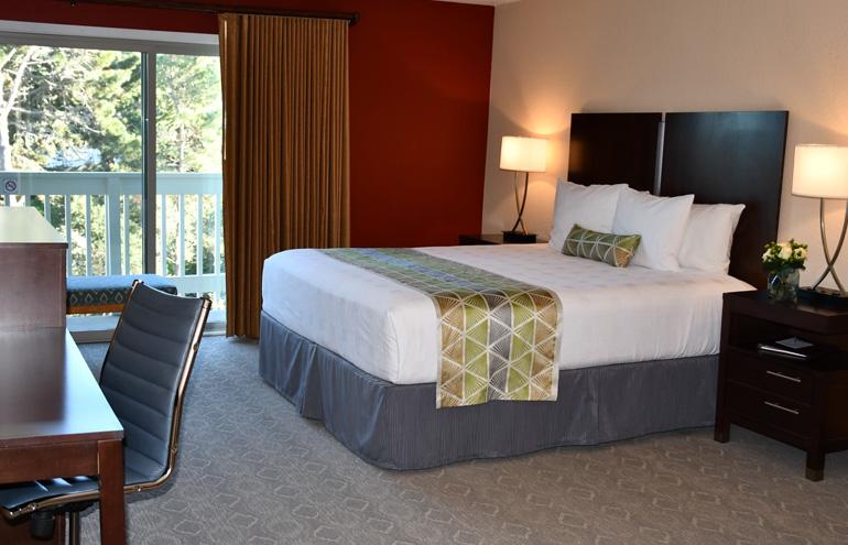 Standard Guest Rooms In Best Western Plus Monterey Monterey California